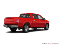 2018 Ford F-150 LARIAT   Photo 2   Race Red