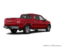 2018 Ford F-150 LARIAT   Photo 2   Ruby Red Metallic