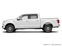 2018 Ford F-150 LIMITED | Photo 1 | White Platinum Metallic