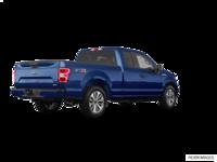 2018 Ford F-150 XL | Photo 2 | Blue Jeans Metallic