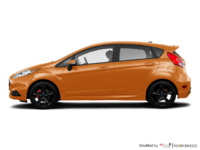 2018 Ford Fiesta Hatchback ST | Photo 1 | Orange Spice