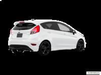 2018 Ford Fiesta Hatchback ST   Photo 2   White Platinum