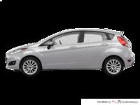 2018 Ford Fiesta Hatchback TITANIUM | Photo 1 | Ingot Silver