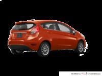 2018 Ford Fiesta Hatchback TITANIUM | Photo 2 | Hot Pepper Red