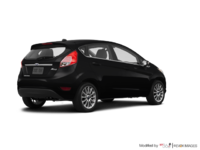 2018 Ford Fiesta Hatchback TITANIUM | Photo 2 | Shadow Black