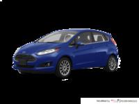 2018 Ford Fiesta Hatchback TITANIUM | Photo 3 | Lightning Blue