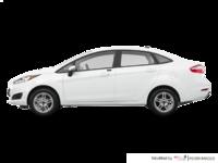 2018 Ford Fiesta Sedan SE | Photo 1 | White Platinum
