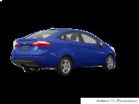 2018 Ford Fiesta Sedan SE | Photo 2 | Lightning Bllue