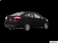 2018 Ford Fiesta Sedan SE | Photo 2 | Shadow Black