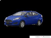 2018 Ford Fiesta Sedan SE | Photo 3 | Lightning Bllue