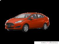 2018 Ford Fiesta Sedan SE | Photo 3 | Hot Pepper Red