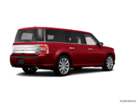 2018 Ford Flex LIMITED | Photo 2 | Ruby Red