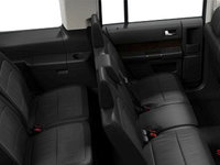 2018 Ford Flex LIMITED | Photo 2 | Charcoal Black Leather