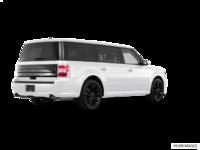 2018 Ford Flex SEL | Photo 2 | White Platinum