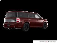 2018 Ford Flex SEL | Photo 2 | Burgundy Velvet