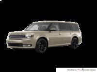 2018 Ford Flex SEL | Photo 3 | White Gold