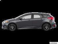 2018 Ford Focus Hatchback SE | Photo 1 | Magnetic Metallic