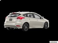 2018 Ford Focus Hatchback SE | Photo 2 | White Gold
