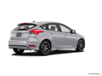 2018 Ford Focus Hatchback SE | Photo 2 | Ingot Silver Metallic