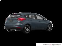 2018 Ford Focus Hatchback SEL   Photo 2   Blue Metallic