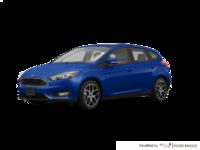 2018 Ford Focus Hatchback SEL   Photo 3   Lightning Blue