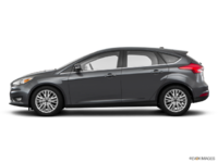 2018 Ford Focus Hatchback TITANIUM | Photo 1 | Magnetic Metallic