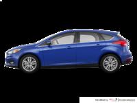 2018 Ford Focus Hatchback TITANIUM | Photo 1 | Lightning Blue