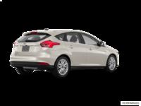 2018 Ford Focus Hatchback TITANIUM | Photo 2 | White Gold
