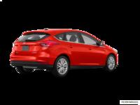 2018 Ford Focus Hatchback TITANIUM | Photo 2 | Hot Pepper Red Metallic
