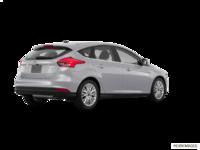 2018 Ford Focus Hatchback TITANIUM | Photo 2 | Ingot Silver Metallic