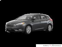 2018 Ford Focus Hatchback TITANIUM | Photo 3 | Magnetic Metallic