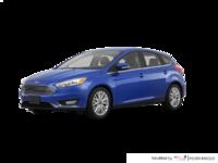 2018 Ford Focus Hatchback TITANIUM | Photo 3 | Lightning Blue