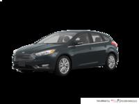 2018 Ford Focus Hatchback TITANIUM | Photo 3 | Blue Metallic