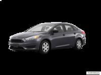 2018 Ford Focus Sedan S | Photo 3 | Magnetic Metallic