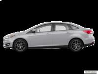 2018 Ford Focus Sedan SEL   Photo 1   Ingot Silver Metallic