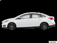 2018 Ford Focus Sedan SEL   Photo 1   Oxford White