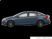 2018 Ford Focus Sedan SEL   Photo 1   Blue Metallic