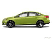 2018 Ford Focus Sedan SEL   Photo 1   Outrageous Green Metallic