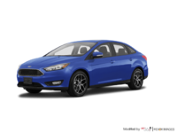 2018 Ford Focus Sedan SEL   Photo 3   Lightning Blue