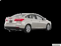 2018 Ford Focus Sedan TITANIUM | Photo 2 | White Gold