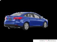 2018 Ford Focus Sedan TITANIUM | Photo 2 | Lightning Blue