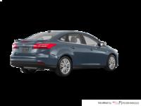 2018 Ford Focus Sedan TITANIUM | Photo 2 | Blue Metallic