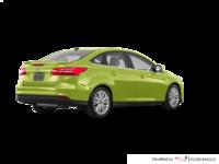 2018 Ford Focus Sedan TITANIUM | Photo 2 | Outrageous Green Metallic