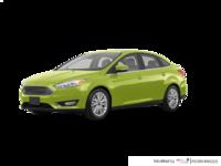 2018 Ford Focus Sedan TITANIUM | Photo 3 | Outrageous Green Metallic