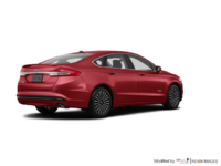 2018 Ford Fusion Energi PLATINUM | Photo 2 | Ruby Red