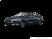 2018 Ford Fusion Energi PLATINUM | Photo 3 | Blue Metallic