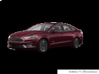 2018 Ford Fusion Energi PLATINUM | Photo 3 | Burgundy Velvet