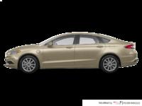 2018 Ford Fusion Energi SE | Photo 1 | White Gold
