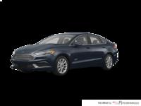 2018 Ford Fusion Energi SE | Photo 3 | Blue Metallic