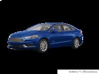 2018 Ford Fusion Energi SE | Photo 3 | Lightning Blue